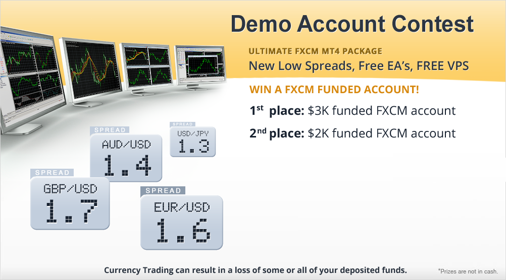 Classifica forex contest 2012
