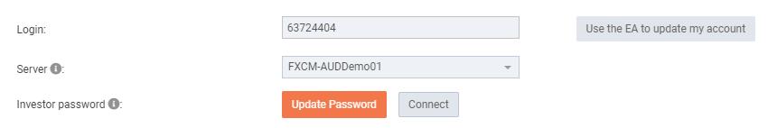 Myfxbook account Verification