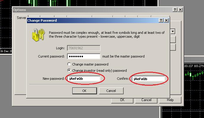MetaTrader-verifiering